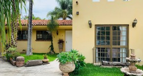 CASA GONZALEZ ( El Pueblito # 2  San Antonio Tlayacapan) Gated Comm, Furnished, 2 Bedrooms, 2 Bathrooms, Dining / Living Room, Good Kitchen, Laundry, Back Patio. $800.00 USD per month includes Assoc Fee and access at the pool. AVAILABLE MARCH 1ST 2021 (Short or Long Term).