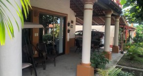 CASA TRANQUILA (EL PARQUE # 19) Gated Comunitty, Guard 24 hours, Furnished Home, 2 Bedrooms, 2 Bathrooms, Dining and Living Room, Laundry, Front Covered Patio, Comm Pool & Jacuzzi. $1000.00 USD per month includes Assoc Fee. AVAILABLE JUN, JUL, AGU, SEP, OCT, NOV, DIC 2020