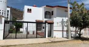CASA ESCUTIA ( Riberas del Pilar ) Unfurnished, 2 Stories, 2 Bedrooms, 2.5 Bathrooms, Living Room, Dining Room, Laundry, Kitchen, Back Covered Terrace, Front Patio, Off Street Parking for two cars. $800.00 USD per month includes Property Taxes. AVAILABLE MARCH 15TH,2021.
